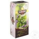 Чай Майский Ароматные травы 25 пакетиков