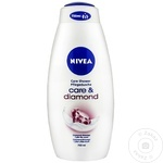 Gel de dus Nivea Care&Diamond 750ml