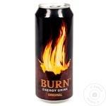 Bautura energizanta Burn Original 3+1 0,25l x 4buc - cumpărați, prețuri pentru Metro - foto 1