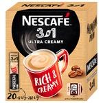 Cafea solubilă NESCAFE® 3 in 1 ULTRA CREAMY 20x13g