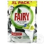 Таблетки Fairy Allinone Platinum 45шт