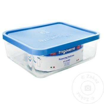 Cтеклянный контейнер с крышкой Bormioli Frigoverre 3л - купить, цены на Метро - фото 1