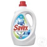 Detergent lichid Savex 2in1 White 2,2l