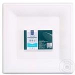 Тарелка bio METRO Professional квадратная 26см 10шт