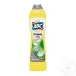 Crema de curatat ABC Lemon 500ml