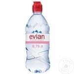 Apa minerala necarbogazoasa Evian sport PET 0,75l