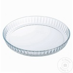 Форма для выпечки рифленая Pyrex Bake 25см