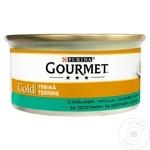 Hrană pentru pisici Gourmet Pui/Ficat 85g