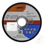 M&P DISC PT.MET. 115X1.6X22