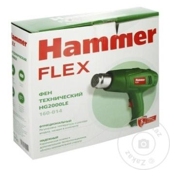 HAMMER FEN TEHN.350-600'C 2000W - купить, цены на Метро - фото 1