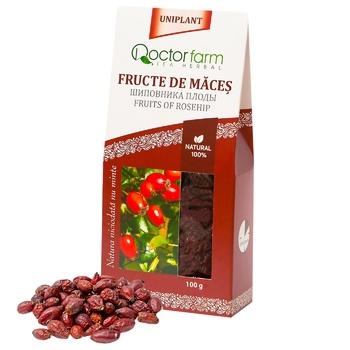 Чай Doctor Farm Шиповника плоды 100г - купить, цены на Метро - фото 1