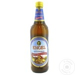 Bere blondă Engel Keller nefiltrată fără alcool 0,5l