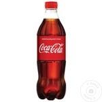 Прохладительный газированный напиток Coca Cola ПЭТ 12X0,5л