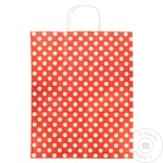 Бумажный пакет цветной шары 10шт