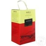 Вино Bostavan Doar impreuna Isabella красное полусладкое bag in box 2л