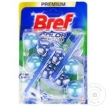 Odorizant WC Bref Blue Aktiv Duo Eucalipt 2x50g