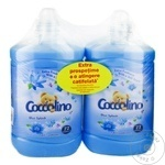 Кондиционер для белья Coccolino Blue 2x1,8л