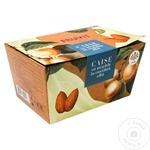 Caise/migdale în glazură de ciocolată albă Fruvit 350g