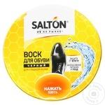 Ceara pentru incaltaminte Salton neagra 75ml