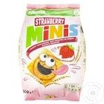 Cereale Nestle Minis căpșuni 500g