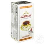 Чай чёрный Azercay Earl grey 25х2г