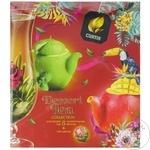 Ceai Curtis negru in plicuri Dessert Bloom 40x2g