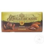 Ciocolata Babaesvkii amăruie 100g
