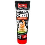 Сыр плавленый Komo с креветками 150г