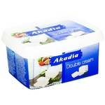 Double Cream Akadia 400г