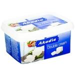 Double Cream Akadia 400g