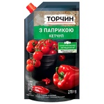 Кетчуп ТОРЧИН® с Паприкой 270г