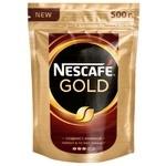 Кофе растворимый NESCAFE® GOLD 500г