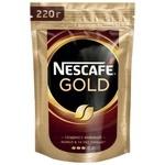 Кофе растворимый NESCAFE® GOLD 220г