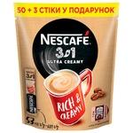 Cafea solubilă NESCAFE® 3 in 1 ULTRA CREAMY 53x13g