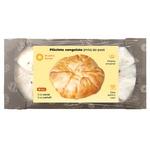 Plăcinte cu varză/cartofi Brutăria Bardar congelate 6x160g
