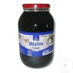 Masline negre colosal Horeca Select 3000g