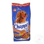 Hrana uscata pentru caini Chappi vita/pasare 15kg