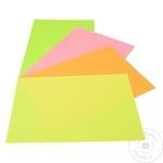Бумага цветная А4 20шт