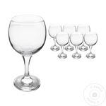 Pahar Bistro vin alb 6х290ml