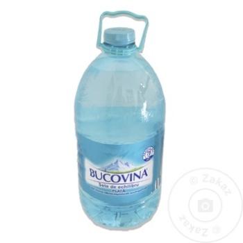 Apa minerala necarbogazoasa Bucovina PET 5l - cumpărați, prețuri pentru Metro - foto 1