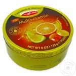 Драже Bucuria с лимоном и апельсином в коробочке 175г