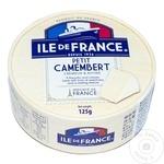 Cascaval Camembert Petit Ile de France 125g