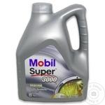 Моторное масло Mobil Super 3000 5W40 4л