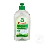 Detergent de vase Frosch Sensitiv 500ml