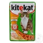Корм для кошек Kitekat курица 85г