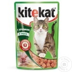 Hrana pentru pisici Kitekat iepure 85g