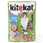 Hrana pentru pisici Kitekat peste 85g