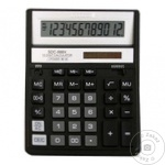 Calculator Citizen 888 XBK Negru