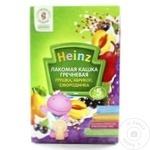 Каша Heinz гречка/персик 200г
