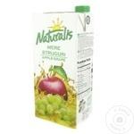 Нектар Naturalis яблоко/виноград 2л